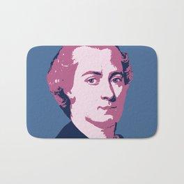 Immanuel Kant Bath Mat