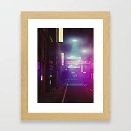 JPN 02 Framed Art Print