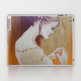 The less you love… (the more I love myself) Laptop & iPad Skin