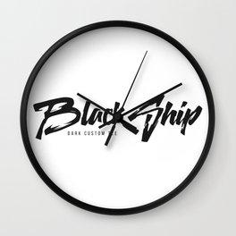BASIC Wall Clock