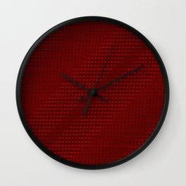 "42 + 42 × Cos(42  i ÷ (j + n + k + 0.001))    [""42 Negative Space""] Wall Clock"