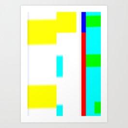 Error 019 Art Print