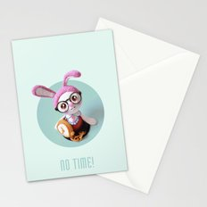 No time! Stationery Cards