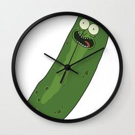 Pickle Rick 2!!! Wall Clock