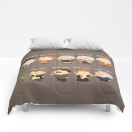 science for nerds  Comforters