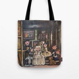 Meninas Playmobil Tote Bag