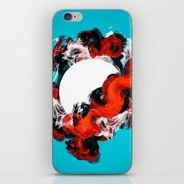 In Circle - I iPhone Skin