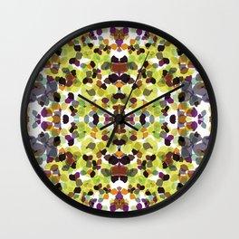 Petalos I Wall Clock