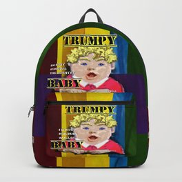 Trumpy Baby Invasion Backpack