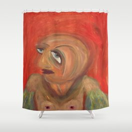 My Kind, My Shame. Shower Curtain