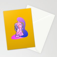 series tattoos: Akiko Stationery Cards