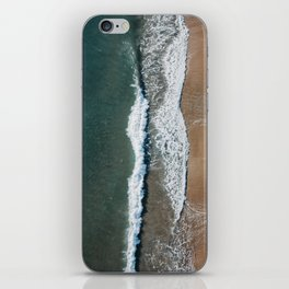 Moody Shore iPhone Skin