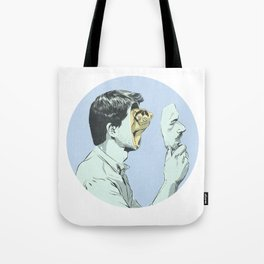 Mask Tote Bag