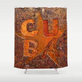 CUIN CUBA Shower Curtain