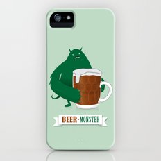 Beer Monster Slim Case iPhone SE