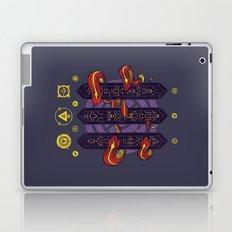 Alien Sorcery Laptop & iPad Skin