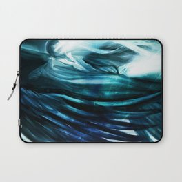 Falling Angel  Laptop Sleeve