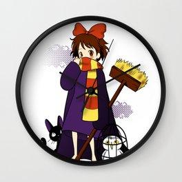 Road to Hogwarts Wall Clock