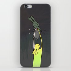 I'll catch you iPhone & iPod Skin