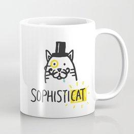 Sophisticat Coffee Mug