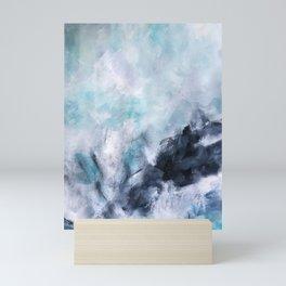 Wave Form Mini Art Print