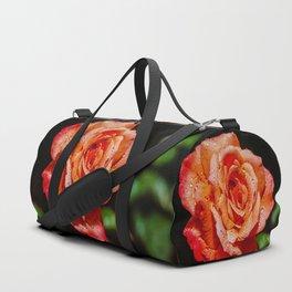 Rose After the Rain Duffle Bag
