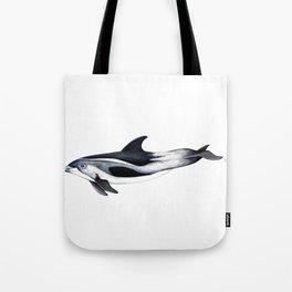 White-beaked Dolphin Tote Bag
