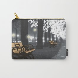 Lit Bench Carry-All Pouch