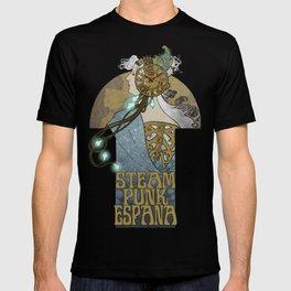 Steampunk Spain T-shirt