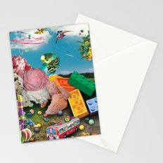 Collage 1 Stationery Cards