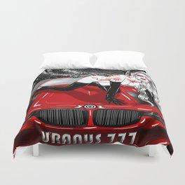 Uranus 777 Duvet Cover