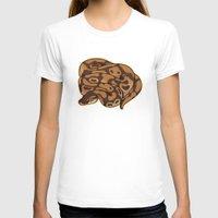 monty python T-shirts featuring Ball Python by Cargorabbit