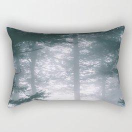 Moody Forest II Rectangular Pillow