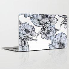 floating flowers Laptop & iPad Skin