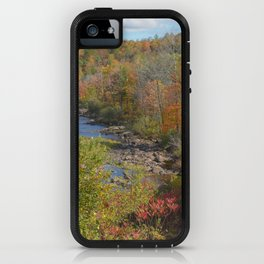 Adirondack Mountain Scenery iPhone Case