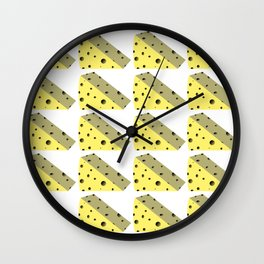 That's A Lot Of Swiss Wall Clock