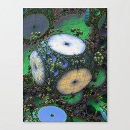 Harbinger Canvas Print