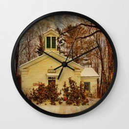 Phillipsport Community Center Wall Clock