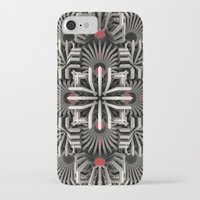 edm iPhone & iPod Cases featuring Calaabachti Matrix by Obvious Warrior