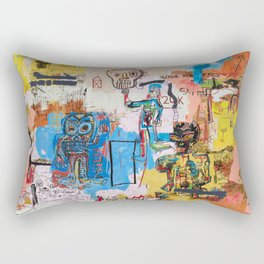Salvation Rectangular Pillow