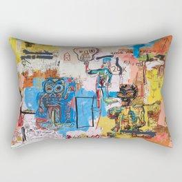 Salvation Rectangular Pillow