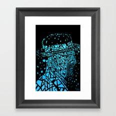 End of an Empire Framed Art Print