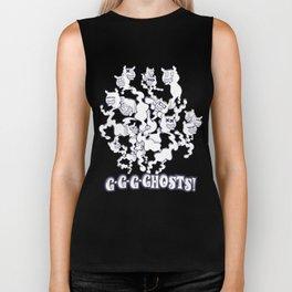GGGHOSTS! Biker Tank