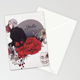 DBD Inspired - The Legion - Julie Stationery Cards