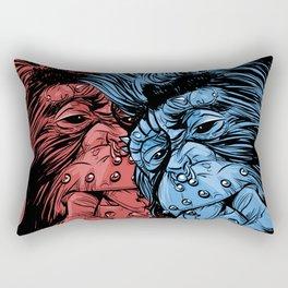 PNKMNKY Rectangular Pillow