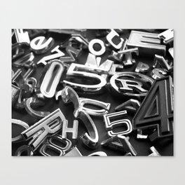 Vehicle Type Canvas Print