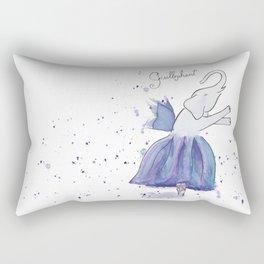 Gisellephant Rectangular Pillow
