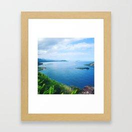 Makapu'u Dream Framed Art Print