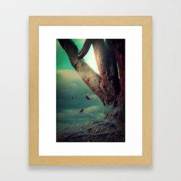 Dark Enchantment Framed Art Print
