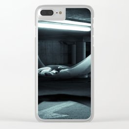 Park Clear iPhone Case